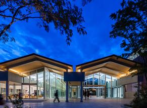 【WORKS】京都女子大学図書館が開館しました。