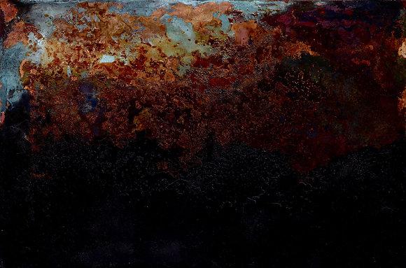 Copper Landscape 25
