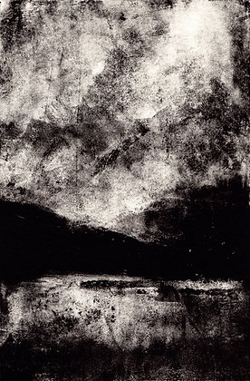 'Blue Hour at Lake Komani'