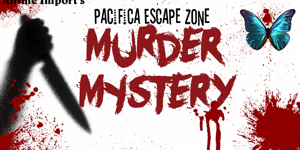 Murder Scene Escape Room