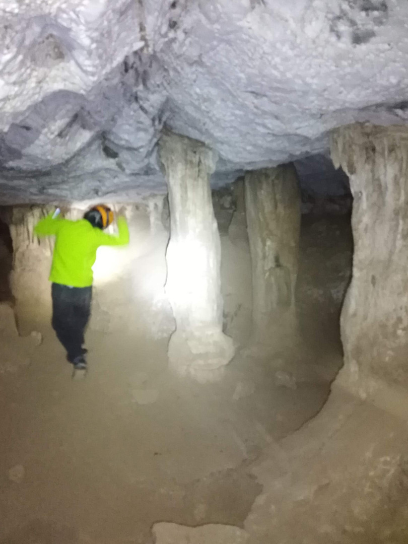Euripides Cave - Athens extreme sports