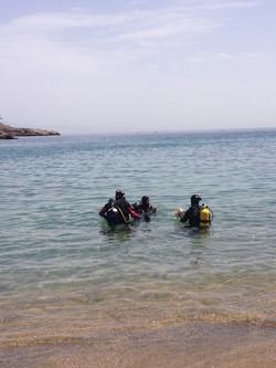 Athens Extreme Sports - Scuba dive