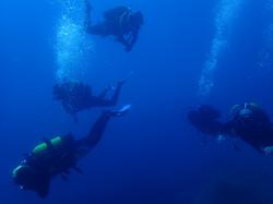 Athens Extreme Sports - Scuba Divers