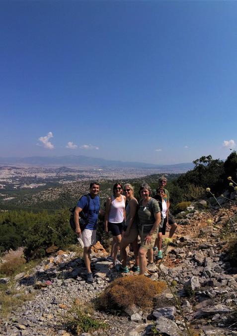 Hiking Athens - Athens extreme sports