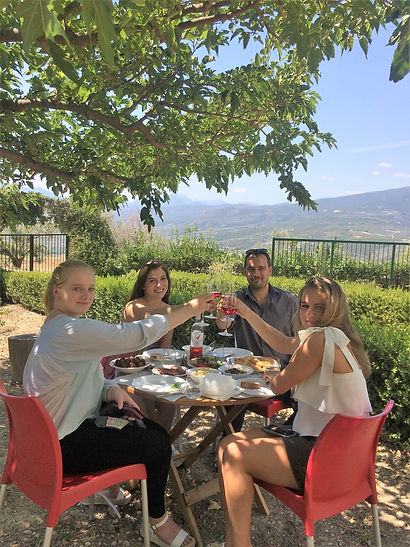 Wine tasting - Athens extreme sports..jp