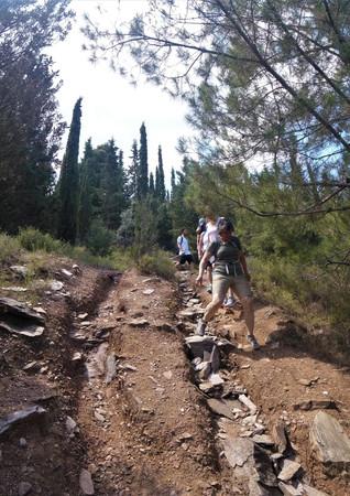Hiking Imittos - Athens extreme sports.J
