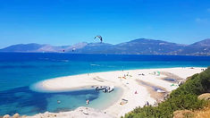 Advanced kitesurf vacations - Athens ext