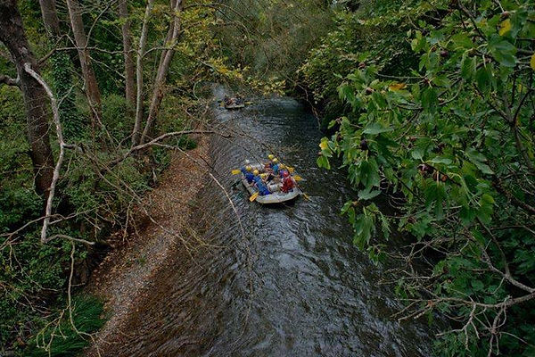 Rafting ladonas river - Athens extreme s