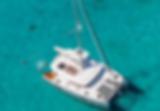 Catamaran 7 days cruise - Athens extreme
