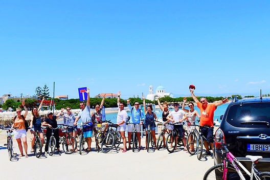 Bike tour at Agistri island - Athens Ext