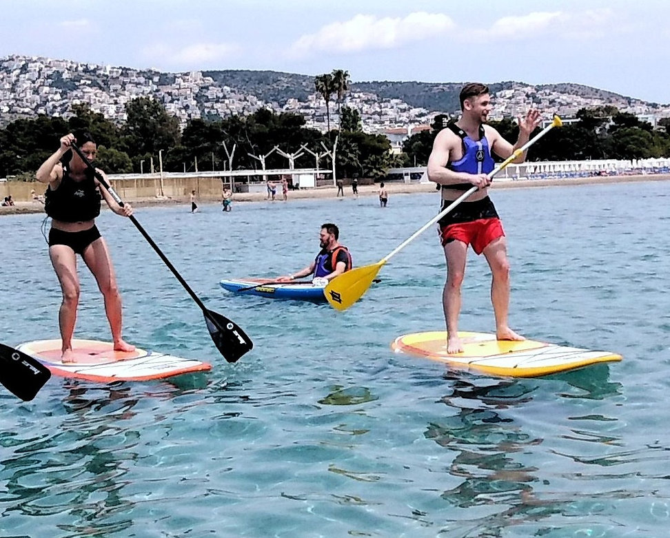 Sup - Athens extreme sports