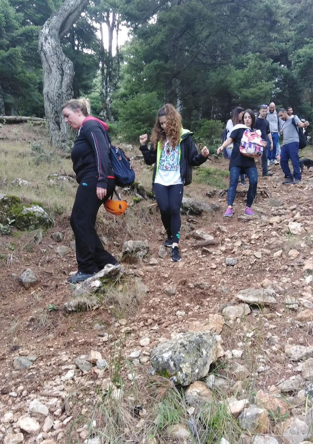 Hiking trips - Athens extreme sports