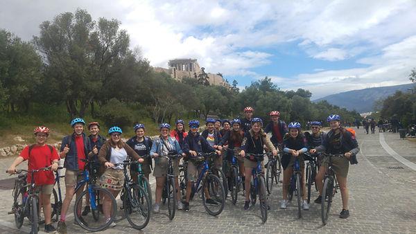 E bike tour - Athens extreme sport