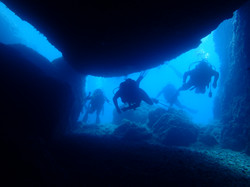 Athens Extreme Sports - Cavern dives