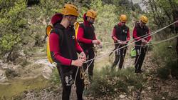 Athens extreme sports - Canyoning