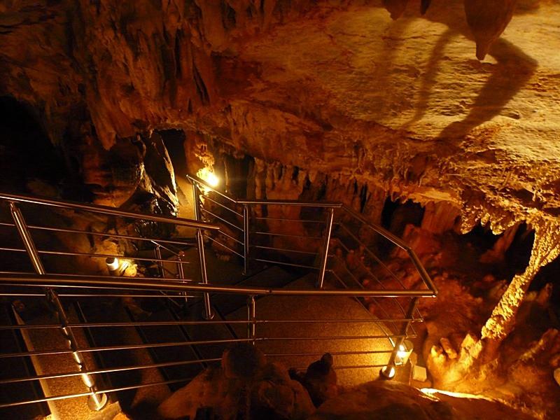 Koutouki Cave - Athens extreme sports