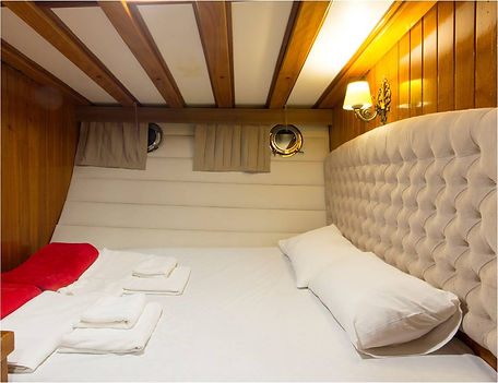 double suite, gullet cruise - Athens Ext
