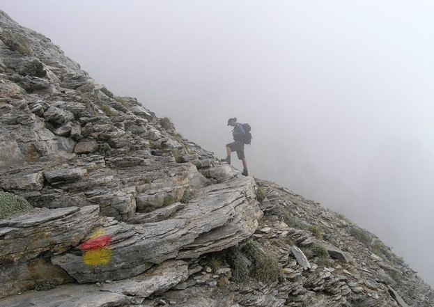 Hiking Olympos mt - Athens extreme sports