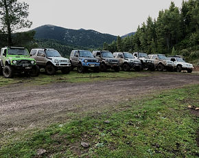 Offroad trips in Greece - Athens extreme