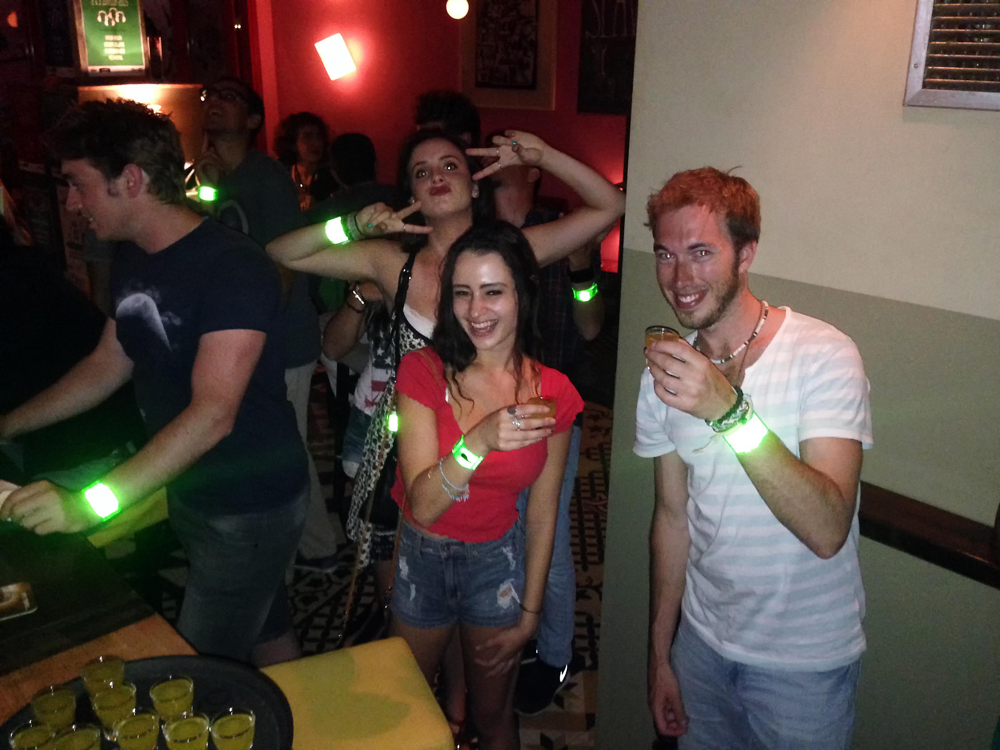 Athens Bar crawl