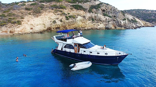 Athens extreme sports - Private cruises