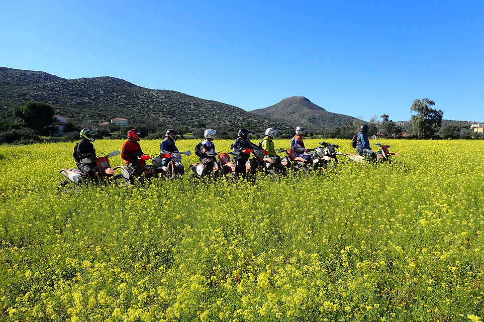 Adventure Enduro tours in Athens - Athens Extreme Sports