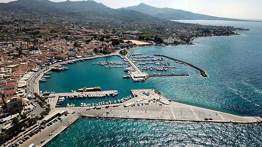 Aigina island - Athens extreme sports
