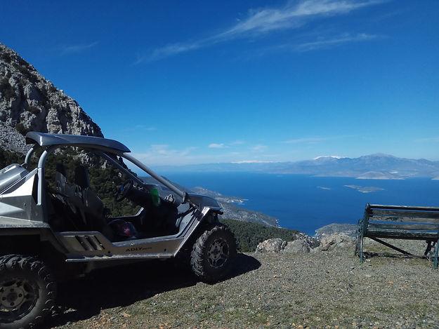 Safari Tour, off road experiences in Loutraki, Perachora -Athens Extreme Sports