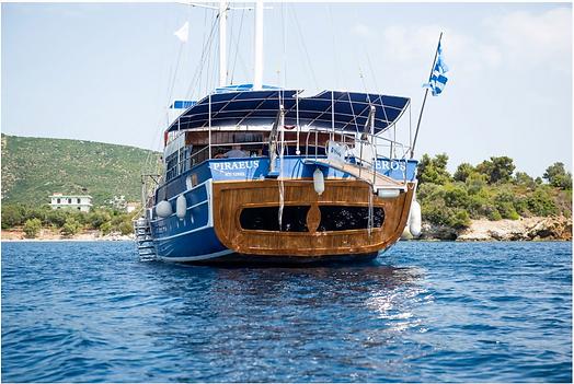 Corfu to Corfu Cruise - Athens extreme s