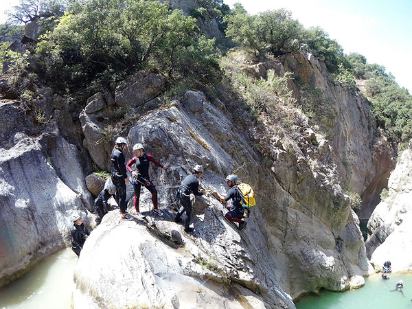 Canyoning Athens extreme sports..JPG