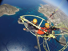 Flying Trike Athens, flying trike Greece, extreme sports