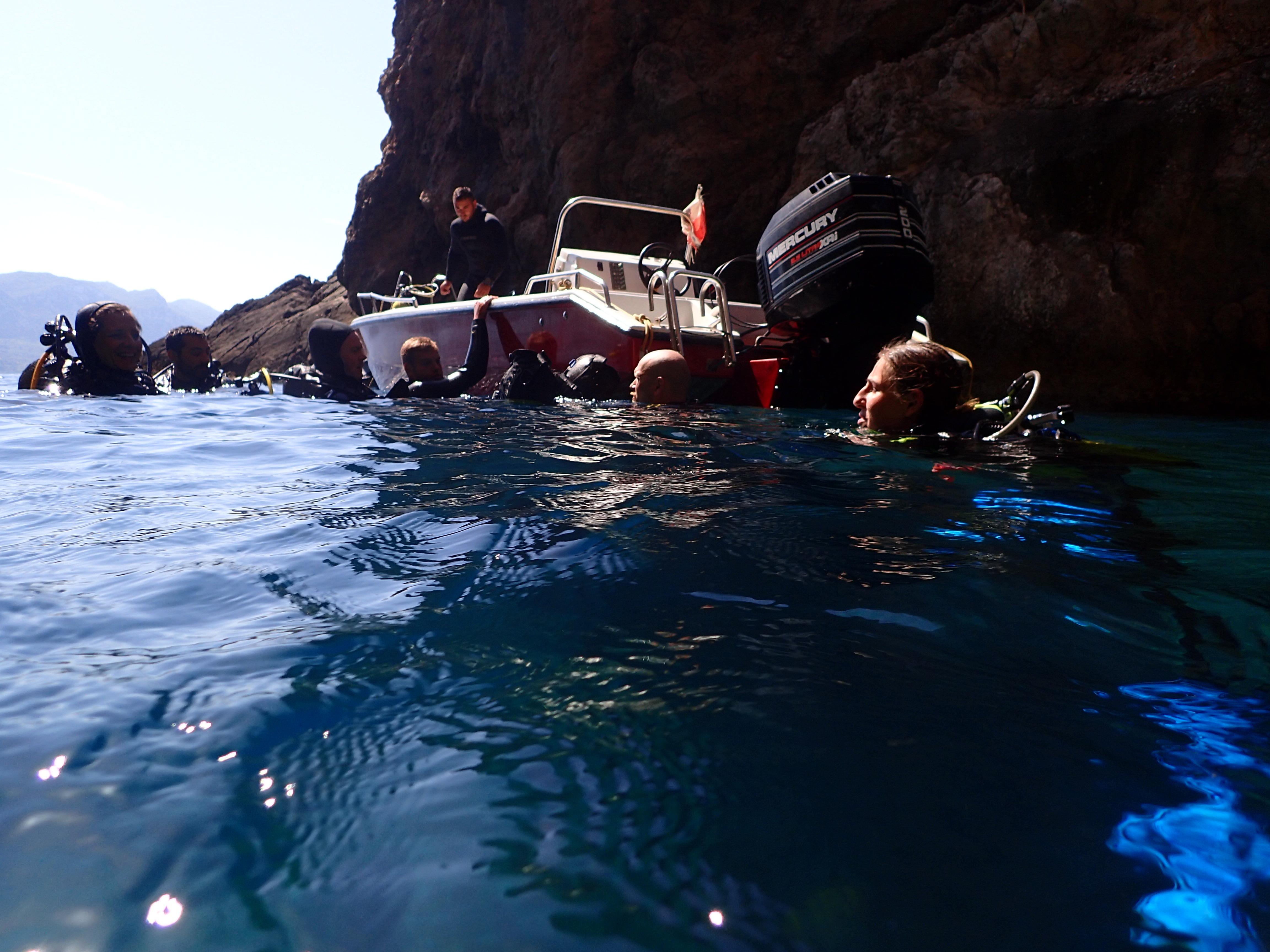 Athens Extreme Sports - Boat tour