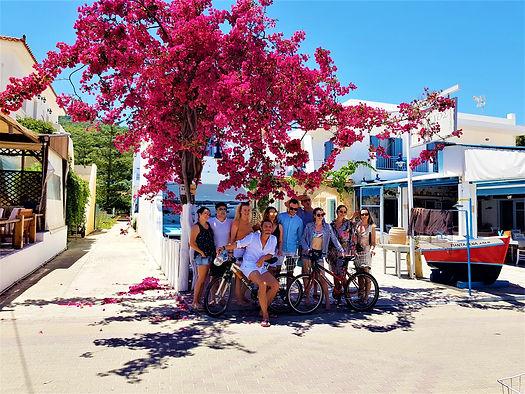 Agistri bike tour - Athens extreme sport