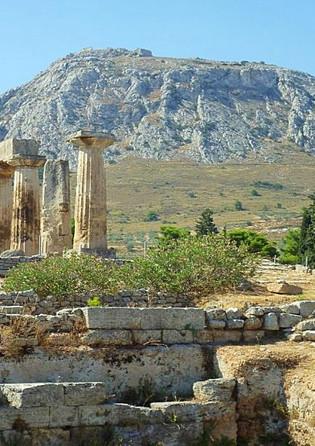 Corinth - Athens extreme sports