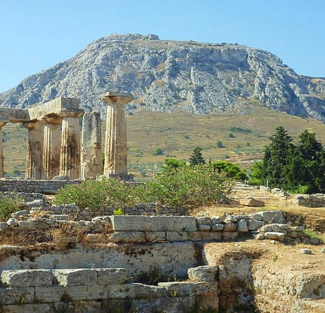 Corinth - Athens extreme sports