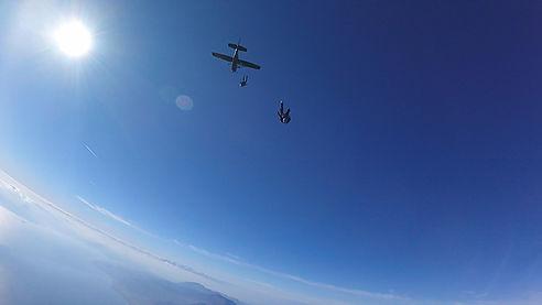 Skydive Aff course - Athens extreme spor