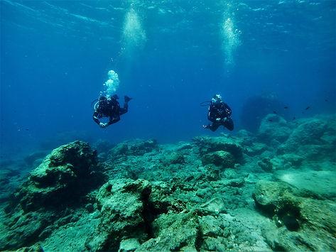 Scuba dive trainning - Athens Extreme Sp