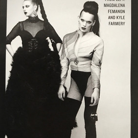 V Magazine Portrait