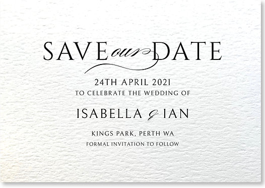 Isabella & Ian Design