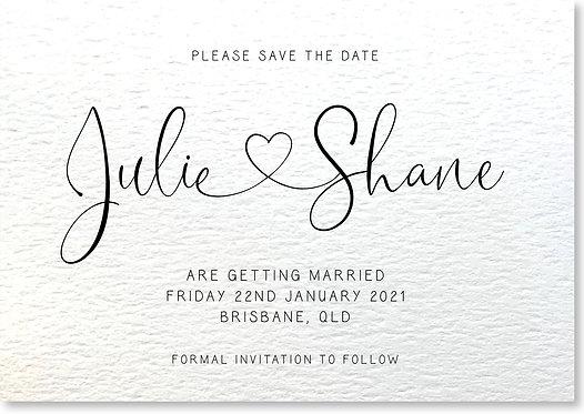 Julie & Shane Design