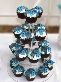 Chocolate Buttercream Cupcakes