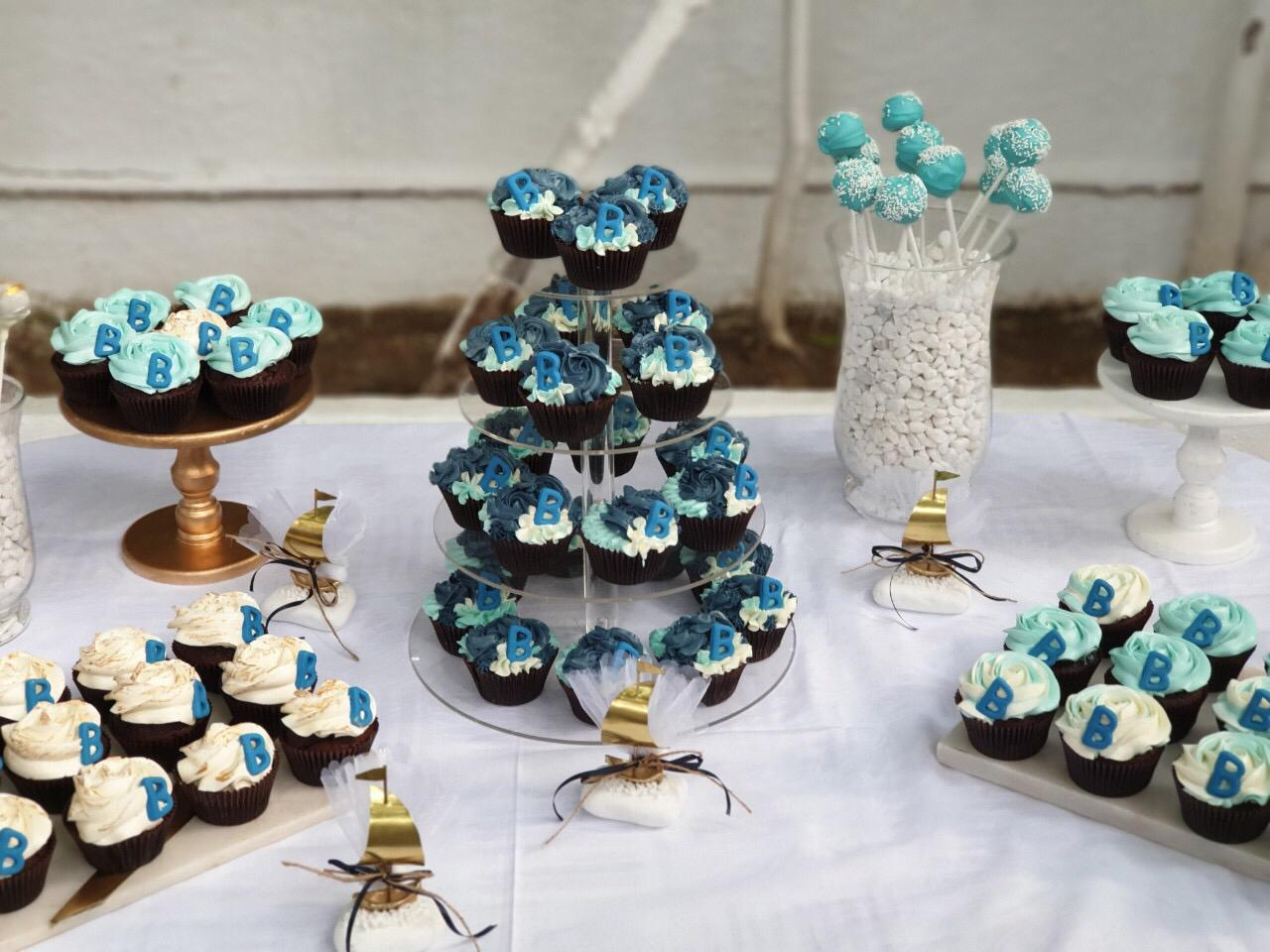 Baptism Candy Bar