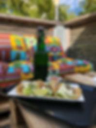 Maisbier und Tacos in Rebstein