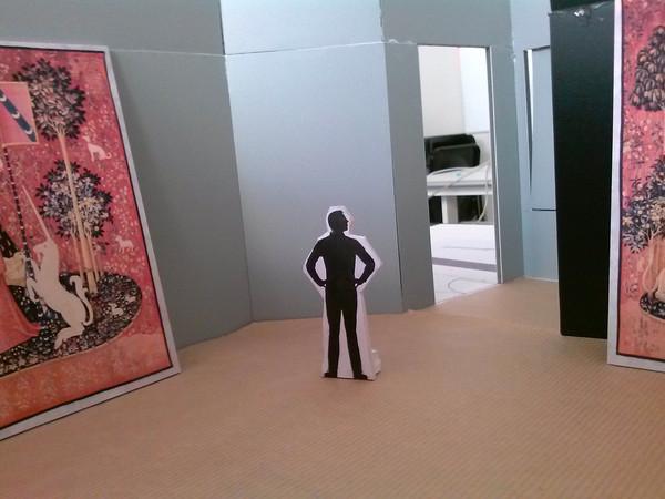 maquette salle