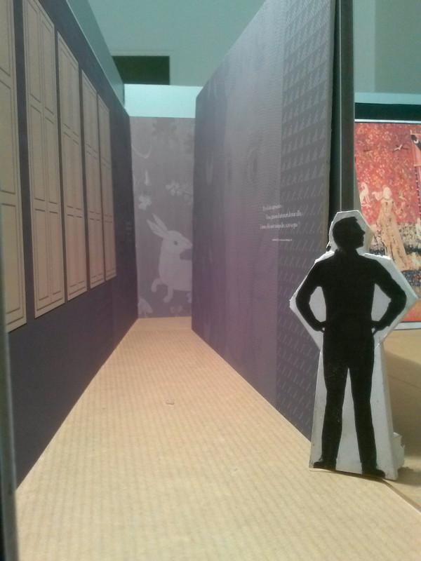 maquette couloir