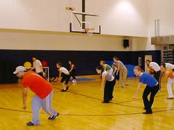 Hustling in gyms/halls to build PMT