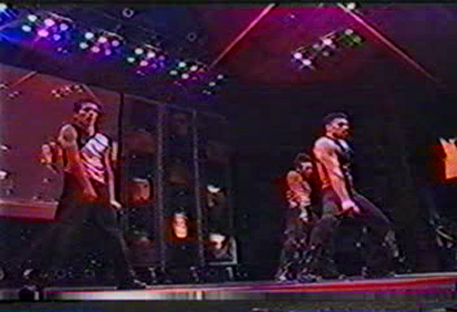 2003: PMT Dance Co. at Trump Taj