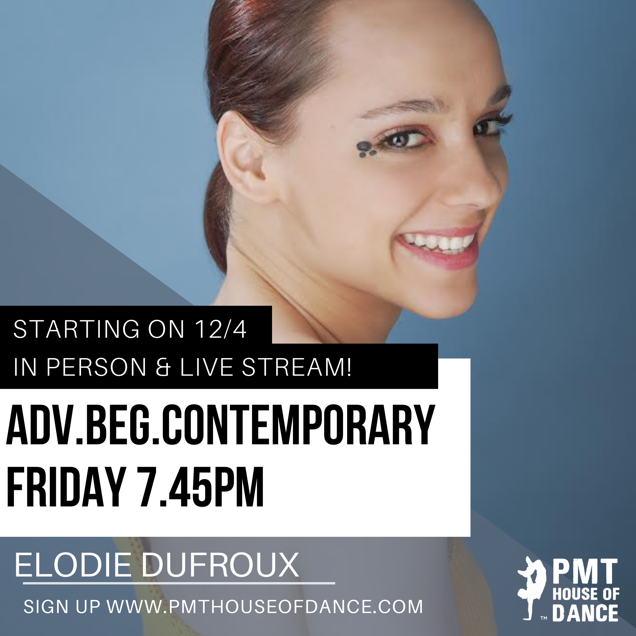 New class with Elodie!