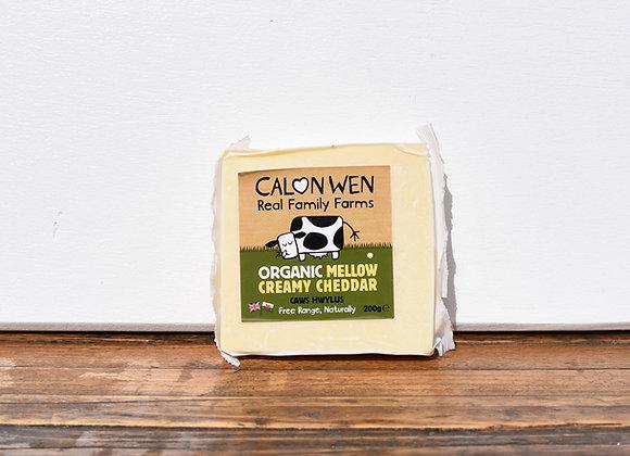 Organic Calon Wen Mello Cheddar 250g