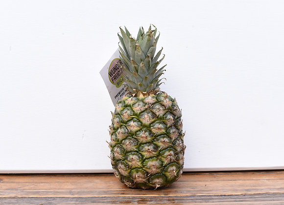 Organic Pineapple Whole